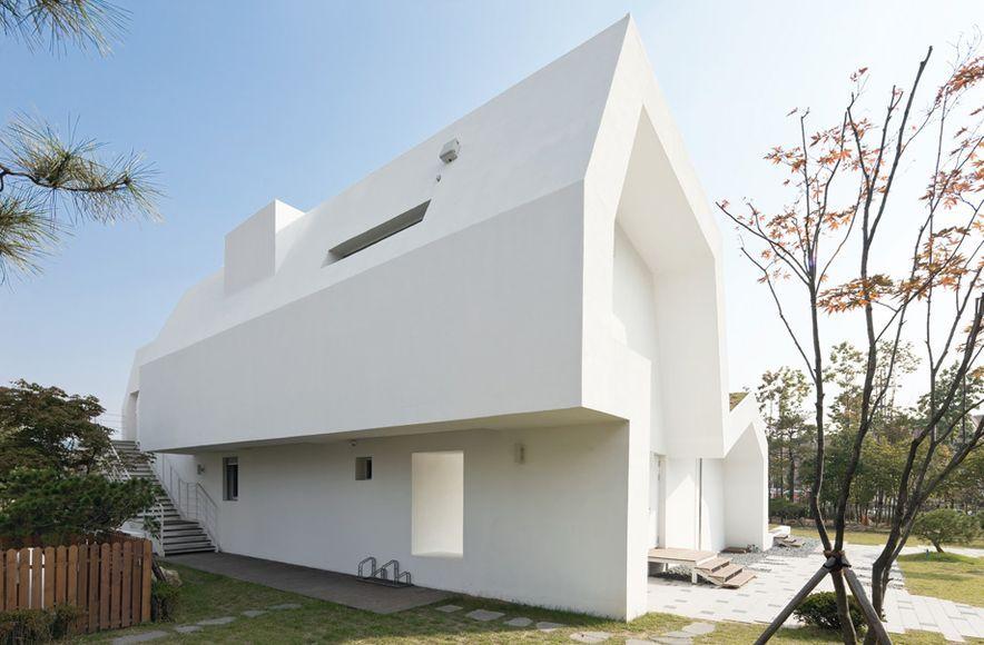 Architektur Häuser der Zukunft Architektur, Nachhaltige