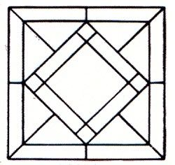 45 Simple Stained Glass Patterns Guide Patterns Stained Glass