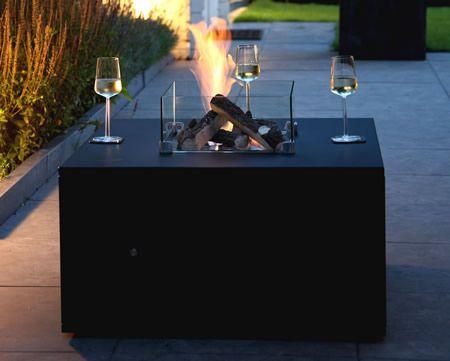 gashaard buiten tafelmodel   loungetuin / lounge garden - lounge