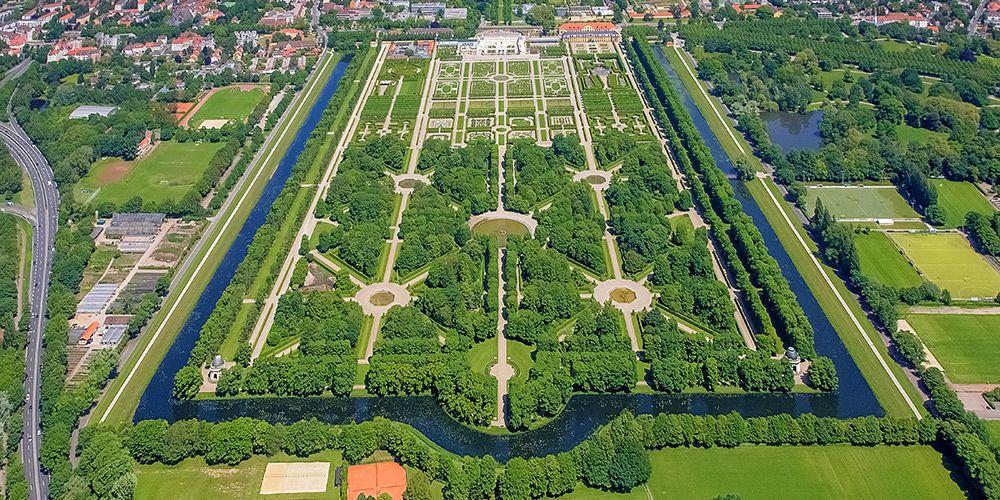 Herrenhausen Google Zoeken Engelse Tuin Hannover Tuin