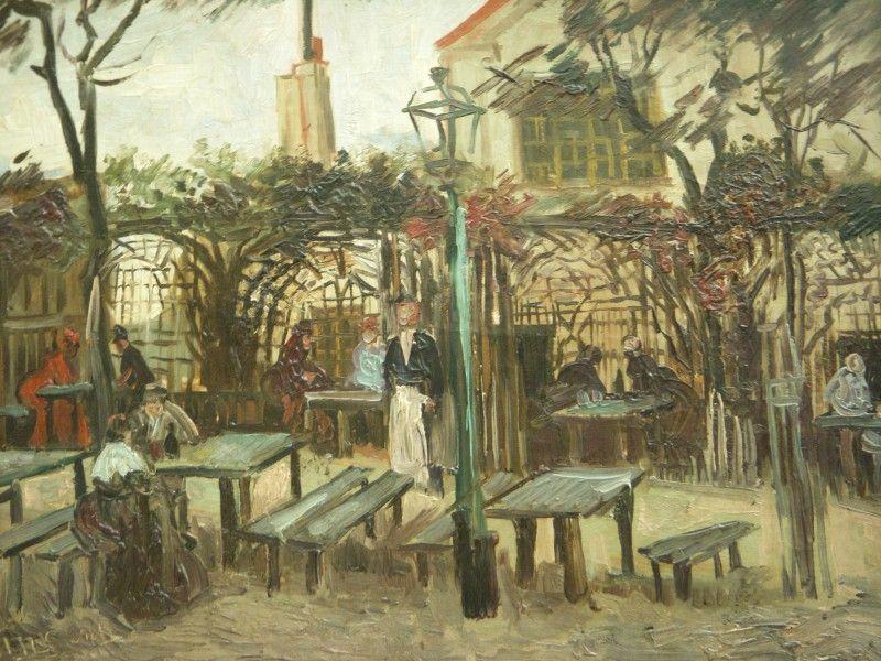 Van Gogh Ses Plus Belles Oeuvres Sur Montmartre Les