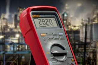 Fluke 28 Ii Ex Is Extremely Rugged And Completely Sealed Intrinsically Safe For Ex Rated Areas Intrinsically Reliable Day Aft Multimeter Digital Safe