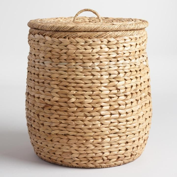 From Asia To Europe Storage Baskets With Lids Woven Laundry