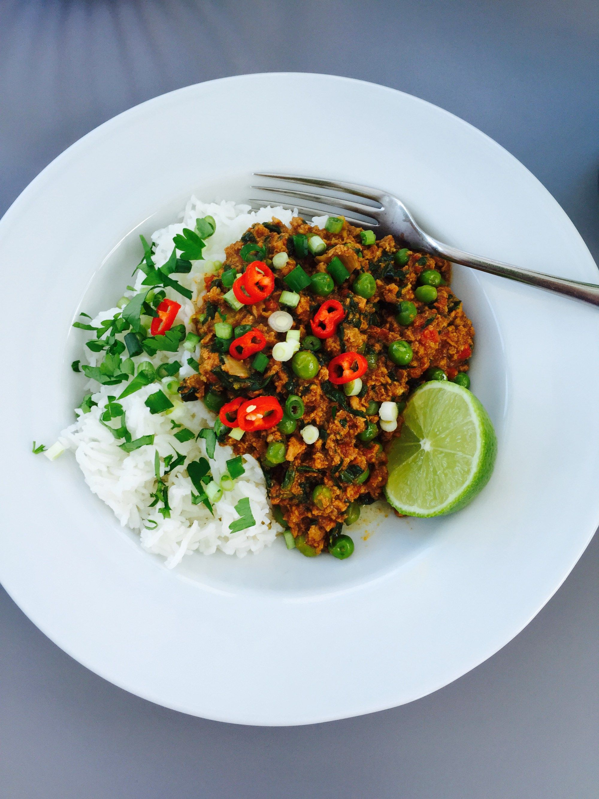 Slow Cooker Turkey Keema | Recipe | Healthy slow cooker ...