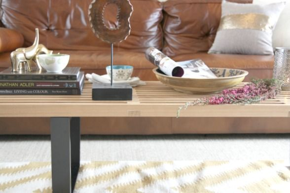 Center piece Wohnzimmer Pinterest Coffee, Coffee tables and