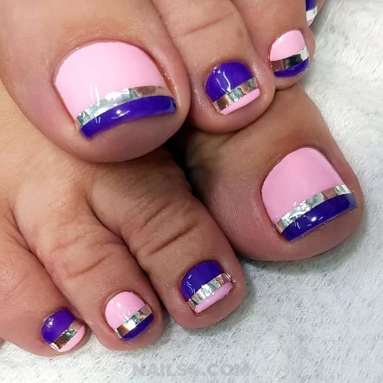 25+ Cute Toe Nail Designs to Copy