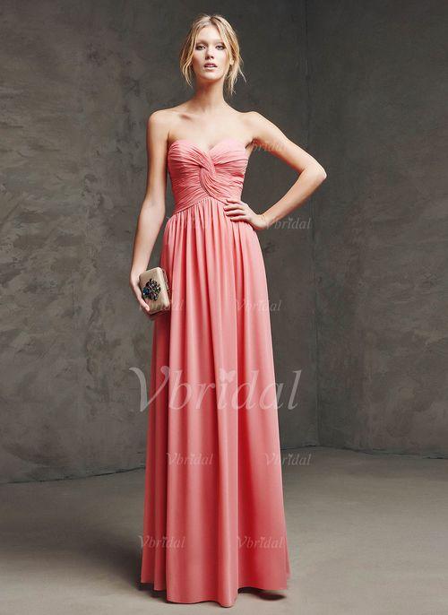 Brautjungfernkleider - $119.26 - A-Linie/Princess-Linie ...