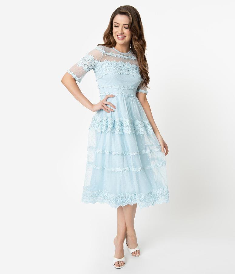 Bridesmaid Dress, 1920s Style Dress,Tea Length Mermaid Dress 1950s Evening Attire Vintage Holiday Cocktail Dress