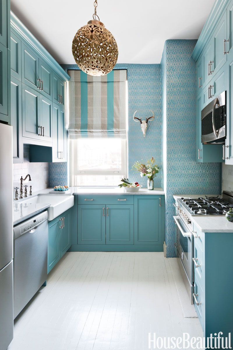 Small Kitchen Design Nyc best kitchens of 2013 | kitchens, designers and blue wallpapers