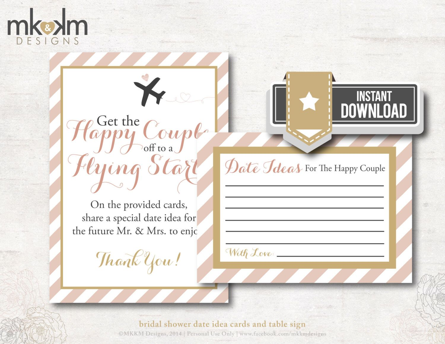 Fantastic Wedding Shower Themes For Couples Ensign - The Wedding ...