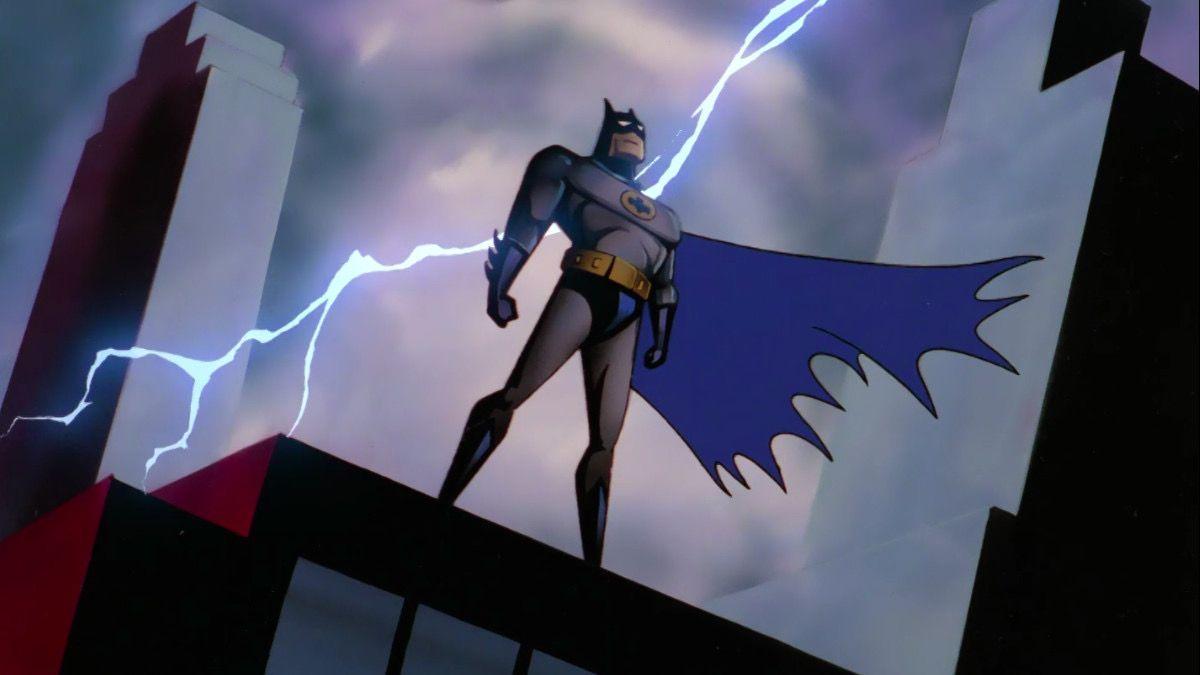 Batman Dessin Anime 1992