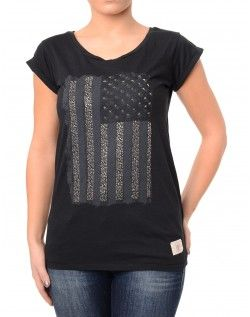 True Religion Black Flag RelaxT-Shirt Save up to 50% Off at Accent Clothing using Discount and Voucher Codes.