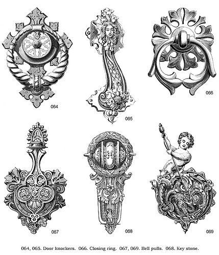 Victorian Design victorian ornamental designs 1 | victorian, ornament and clay