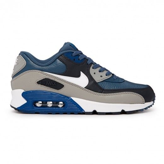 presenting on sale official images Nike Air Max 90 Leather 652980-401 Sneakers — Sneakers at ...
