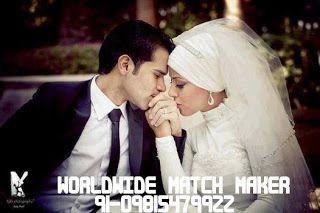 MUSLIM MATRIMONIAL SERVICES 91-09815479922 INDIA & ABROAD: HIGH STATUS MUSLIM MUSLIM BRIDES & GROOM FOR MARRI...
