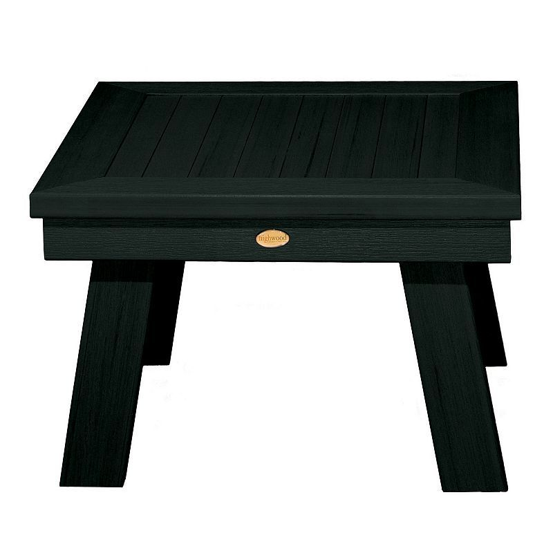 highwood Pocono Deep Seating Outdoor Side Table, Green