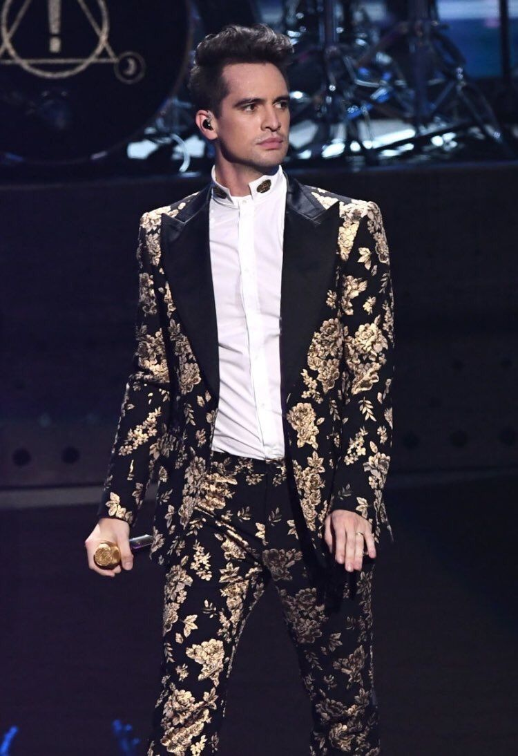 Honey that suit..