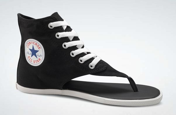 zapatillas converse de tacon
