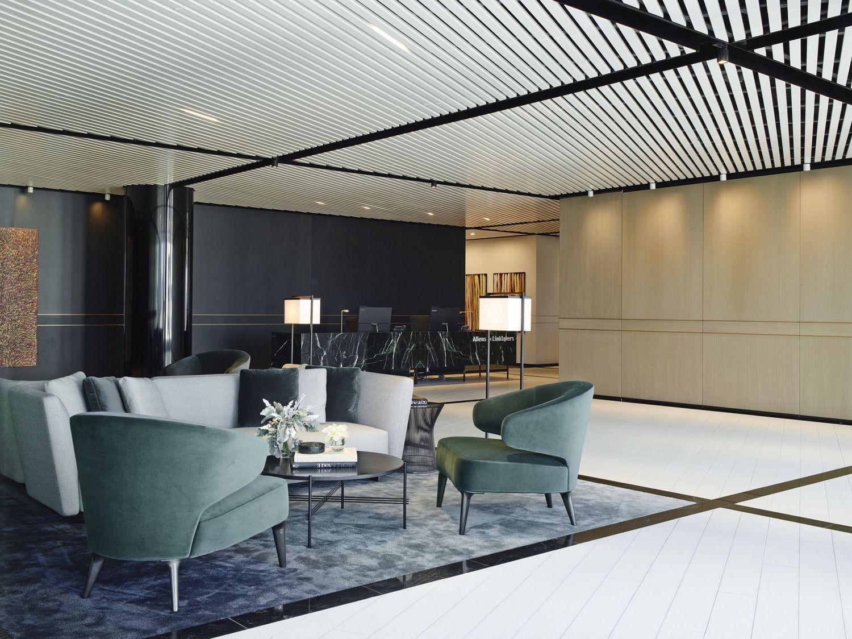 Allens, Brisbane / Bates Smart | Reception \u0026 Lobby | Pinterest ...