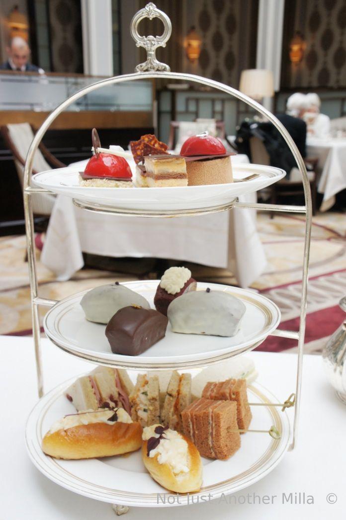 Milla's London: Afternoon Tea at The Lanesborough Hotel