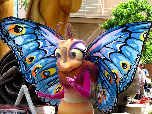 Feet Bug Life Gypsy S