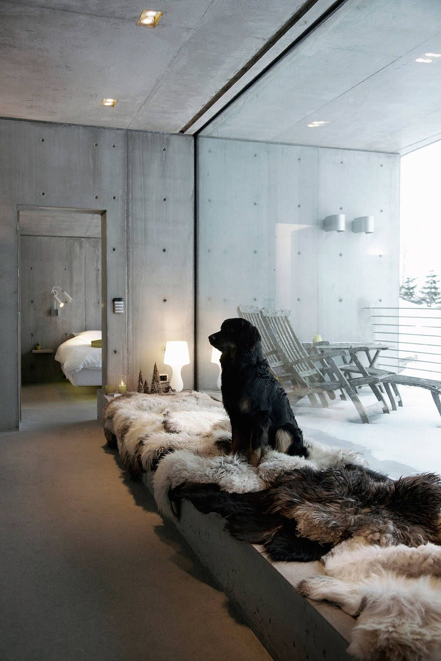 Modern Concrete House in Norway ~ Great pin! For Oahu architectural ...