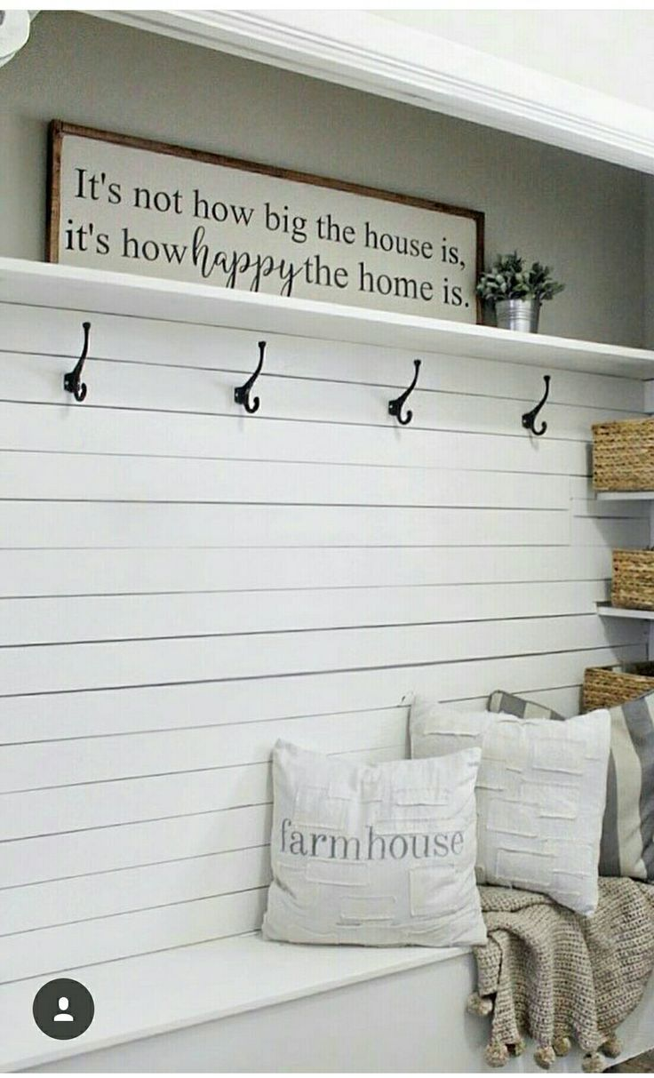 Farmhouse Foyer Quotes : Luxury mudroom decor check my other ideas gt click