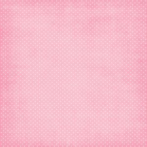 Free Pink Polka Dot Digital Paper Printable For Personal And