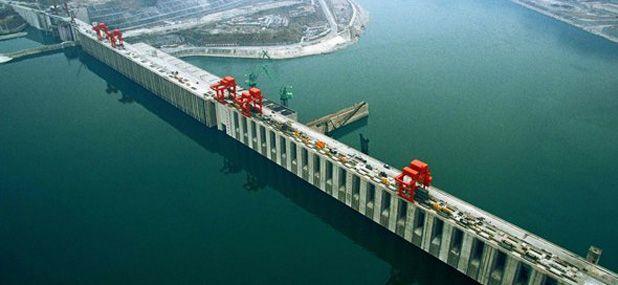Three Gorges Dam Photo Essay