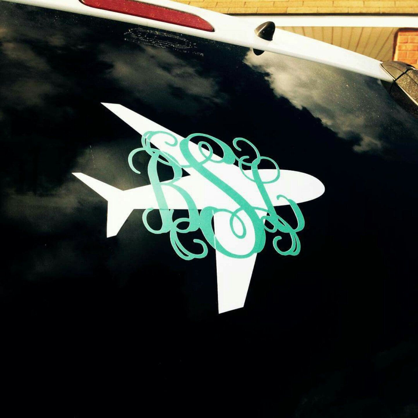 Airplane Decals For Pilots Pilots Wife And Even Flight