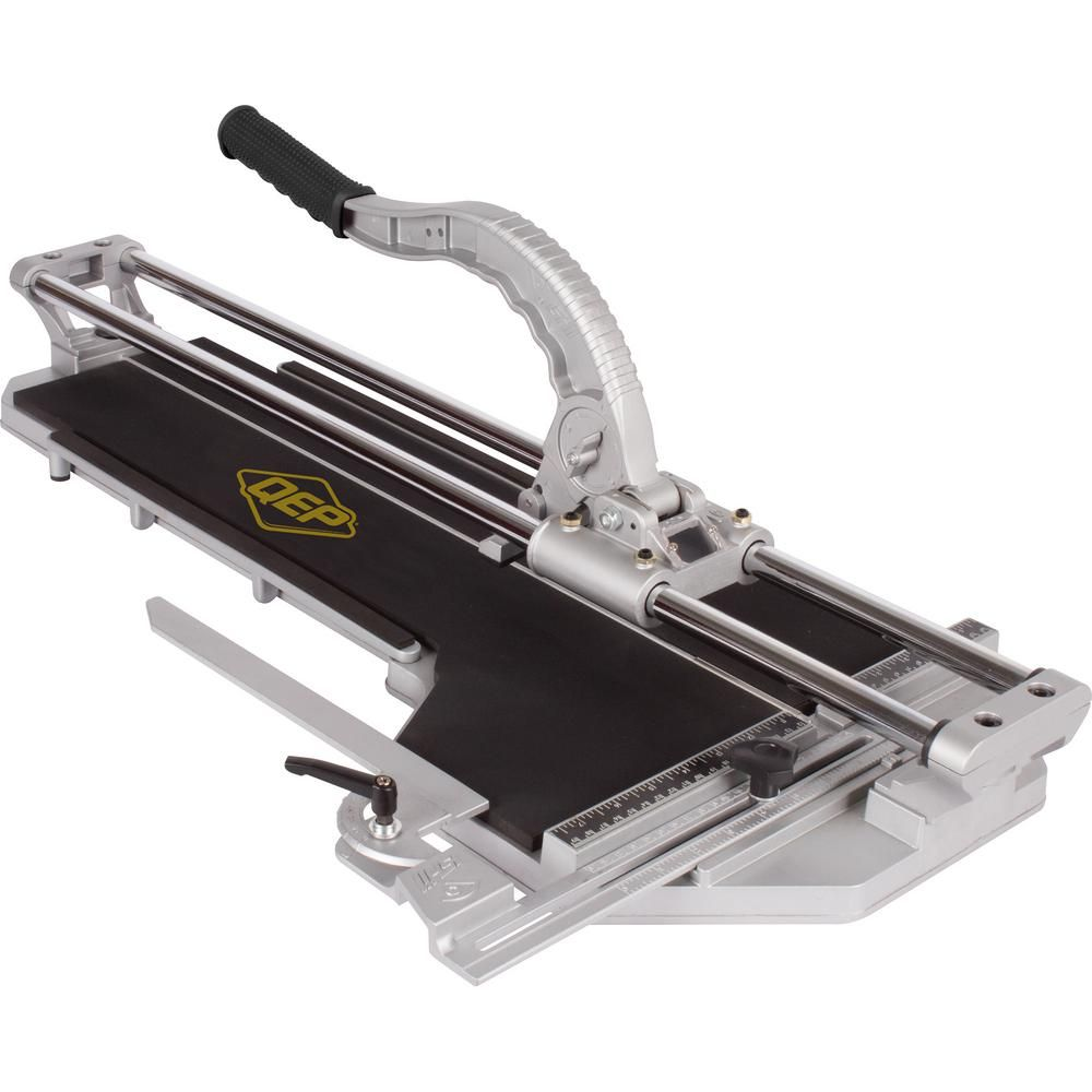 Qep 24 In Pro Porcelain Tile Cutter 10600br Tile Cutter Porcelain Tile Flooring Tools