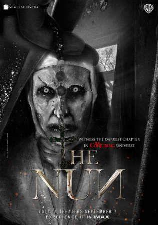 The Nun 2018 Hdrip 750mb Hindi Dual Audio 720p Worldfree4ucc