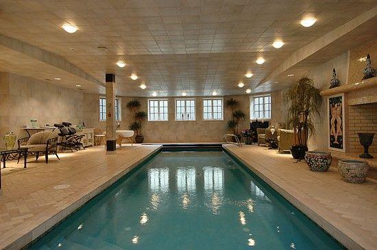 Indoor Pool Indoor Pool Indoor Pool House Pool House Designs