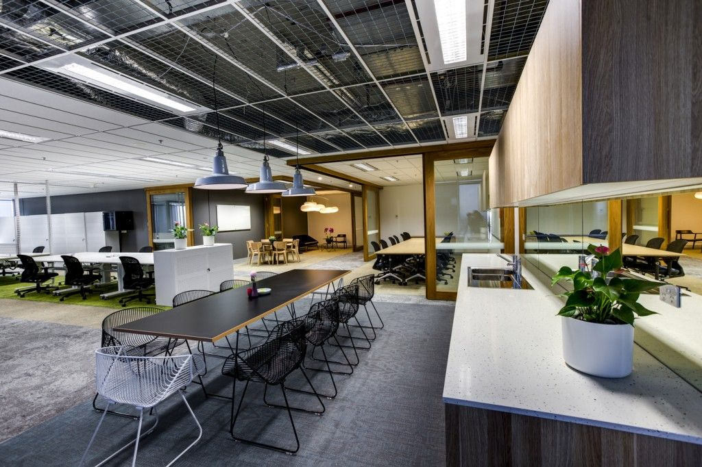 the design process for dexus sydney started with existing elements