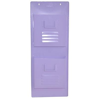 Magazine storage - light purple