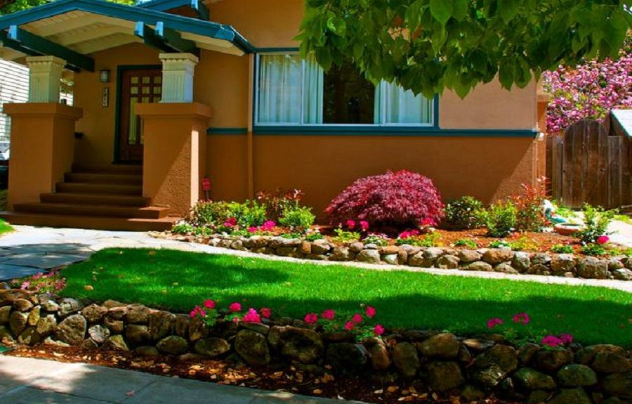 landscaping ideas for front of house shade httplanewstalkcom