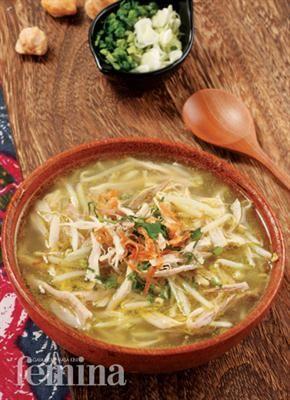 Soto Kemiri Resep Makanan Sehat Masakan Indonesia Resep