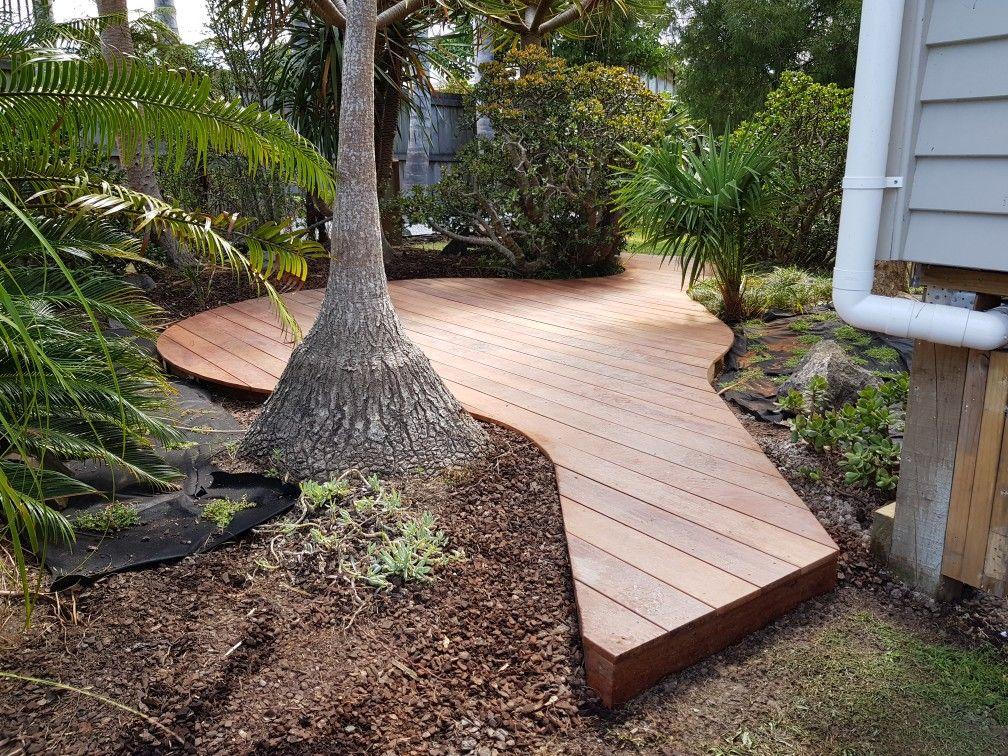 deck tropical