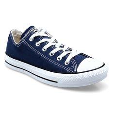 Converse Sepatu Sneakers 1w885 Biru Converse Chuck Sepatu