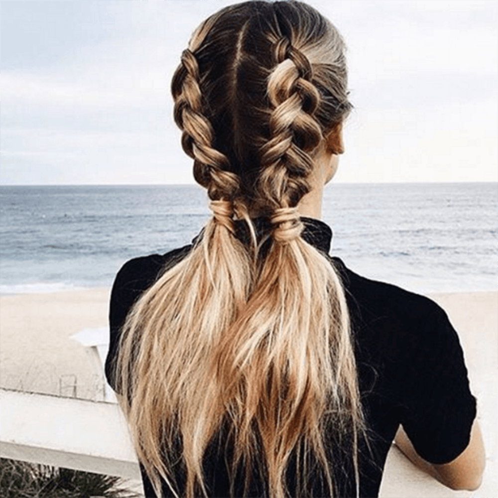 11 Ways To Wear Braided Pigtails That Don't Look Childish