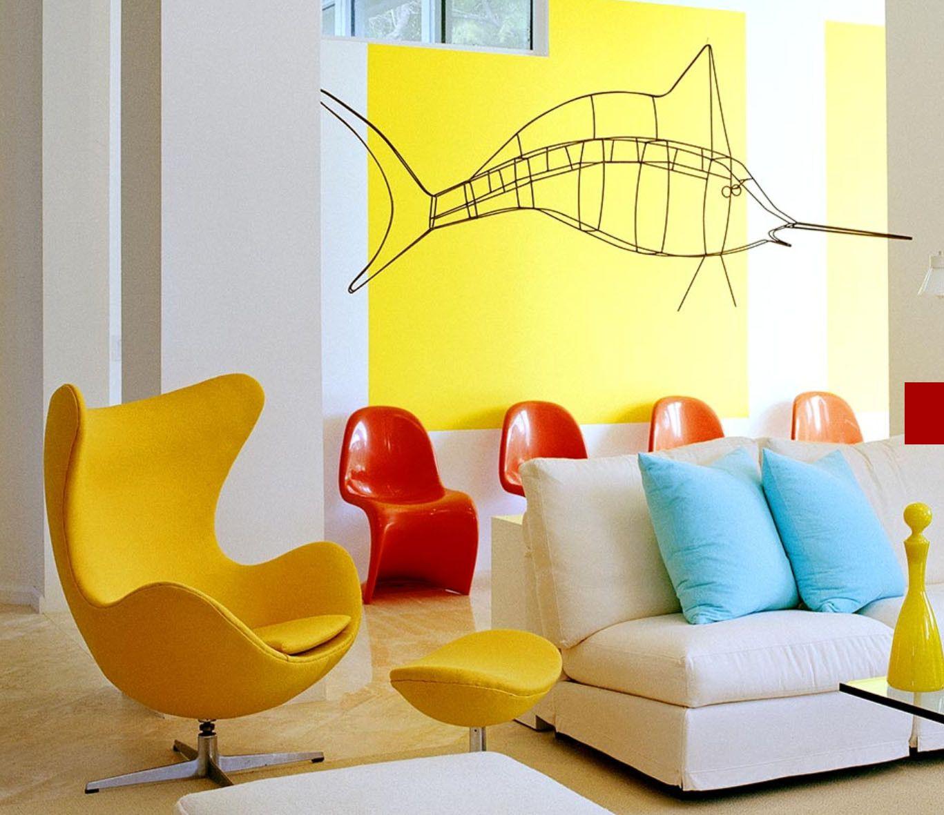 Egg Chair / Arne Jacobsen U2013 Nowoczesna STODOŁA   Wnętrza U0026 DESIGN    Projekty DOMÓW  