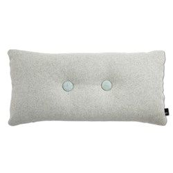 dot cushion #hay #burovorm