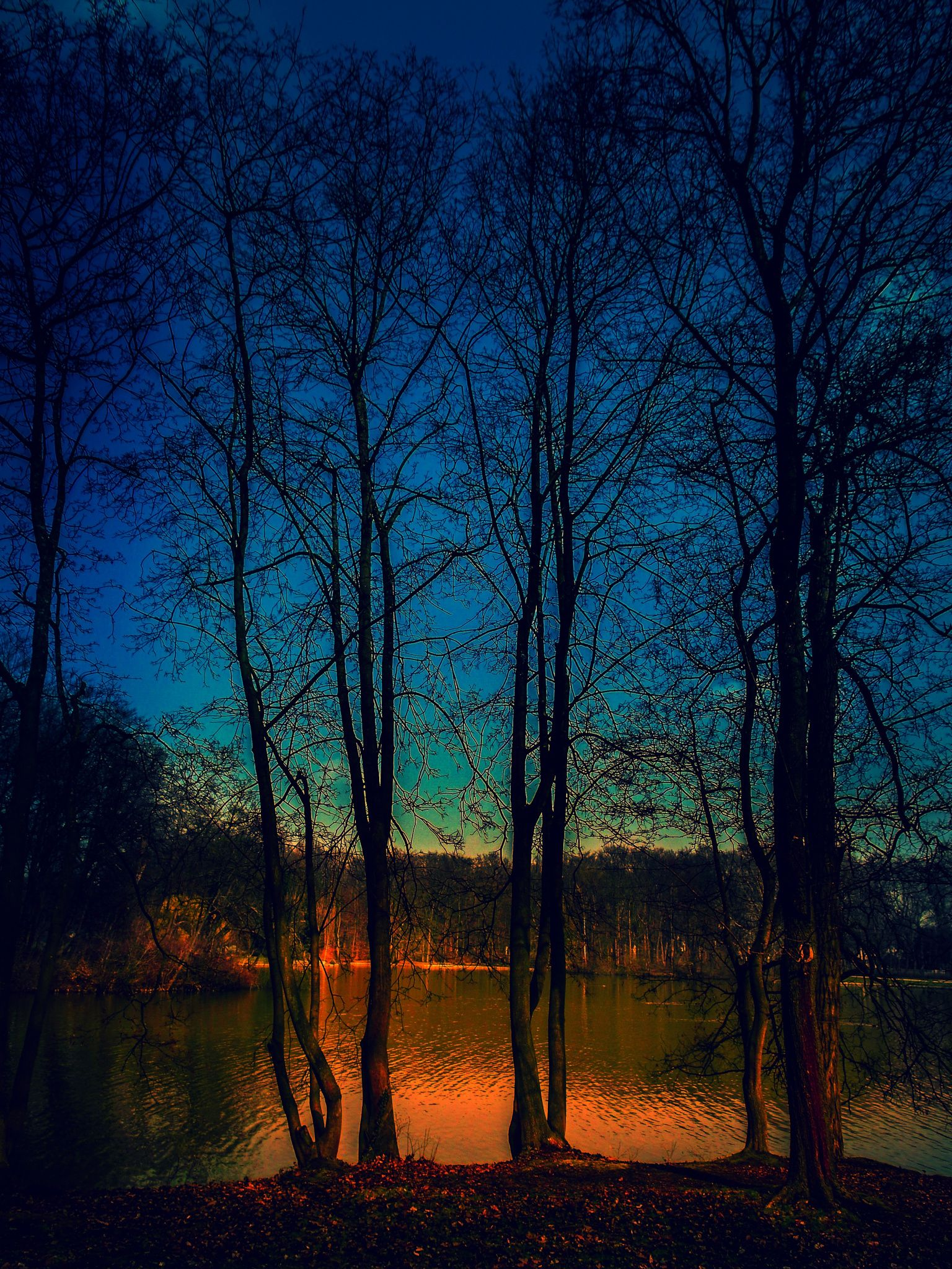Good night by michael on 500px n sky 39 s effects - Good night nature pic ...