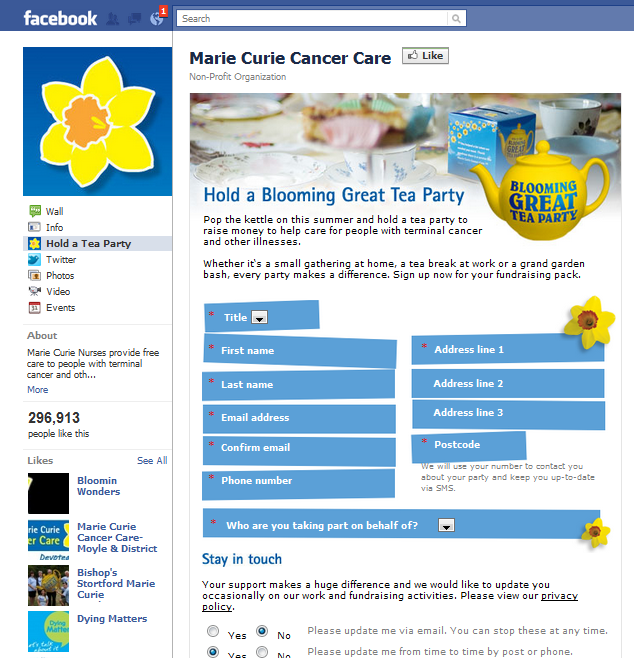 How to Create a Facebook Marketing Strategy for a Non Profit