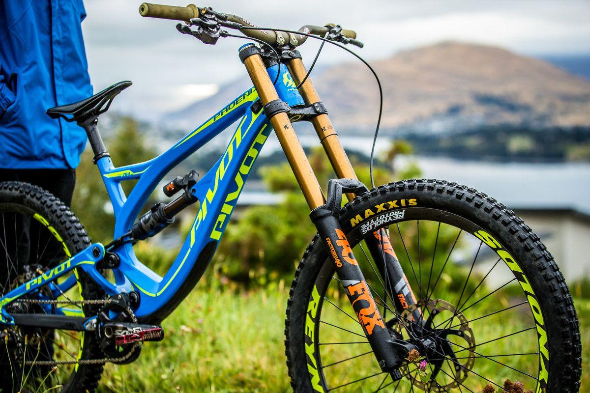 Phoenix Mountain Bike Trails