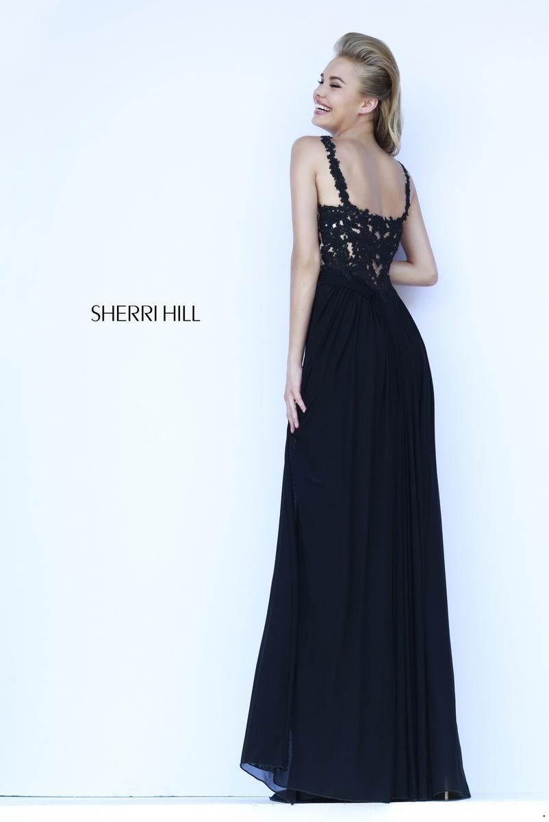 3e9aef41208 Sherri Hill 5206 Patina Bridal and Formals