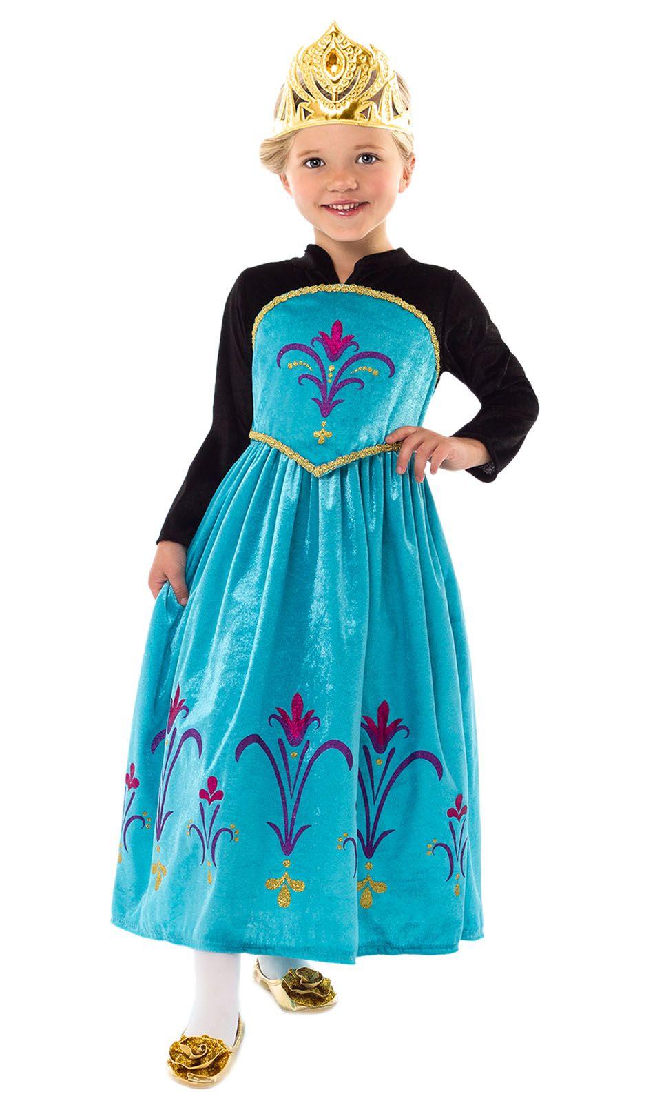 Elsa Inspired Coronation Dress | Princess tea party | Pinterest ...