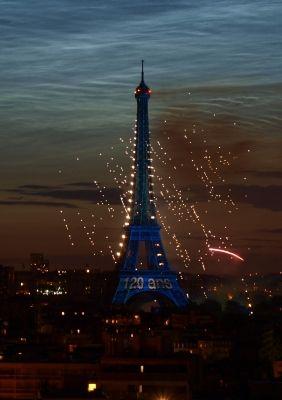 Les 120 ans de la tour Eiffel