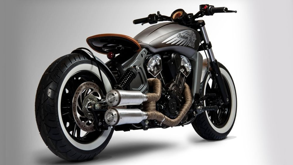 Pin By William Biello On Motorcycles Indian Scout Custom Indian