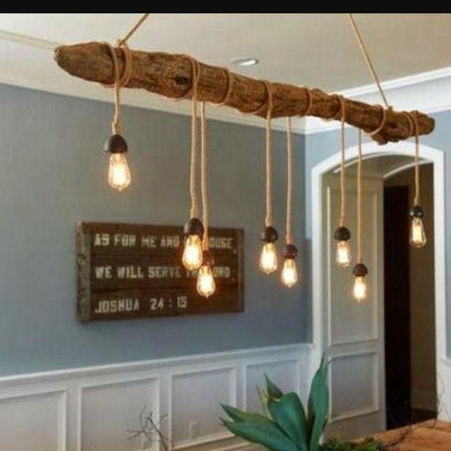 Pin de johanna ospina en Lámparas y candelabros Pinterest - lamparas para escaleras